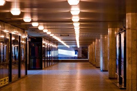 Die Moskauer Stadtverwaltung plant ein unterirdisches Shoppingparadies. Foto: Lori/Legion Media