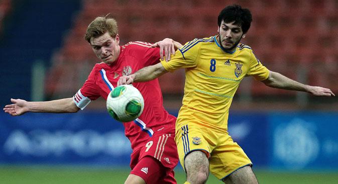 Les représentants des clubs russes ont accepté la décision de l'UEFA avec compréhension. Crédit : Igor Roussak/RIA Novosti