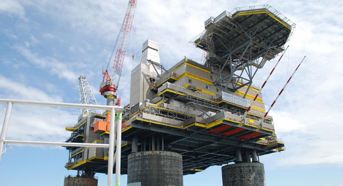 Der Energiekonzern Rosneft greift die Monopolstellung des Gasriesen an. Foto: ITAR-TASS