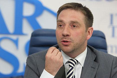 Sergej Beljakow, der ehemalige stellvertretende Wirtschaftsminister Russlands. Foto: Wiktor Wasenin / Rossijskaja Gazeta