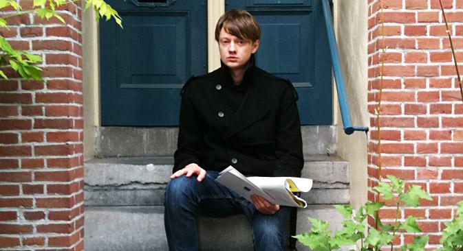 Concepteur russe Vladimir Shreyder. Crédit : service de presse