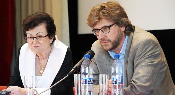 Pour Fedor Loukianov, l'adhésion de la Crimée à la Russie est une action pragmatique des autorités russes. Crédit : Vladimir Stakheev