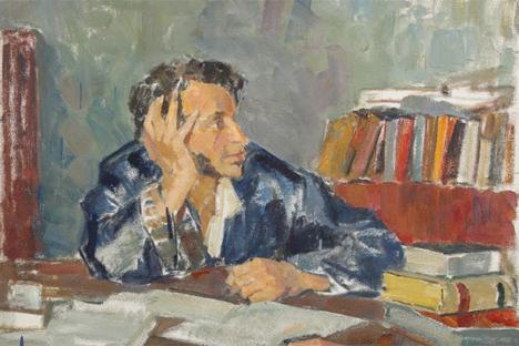 Alexander Pouchkine 1930. Source : google.com