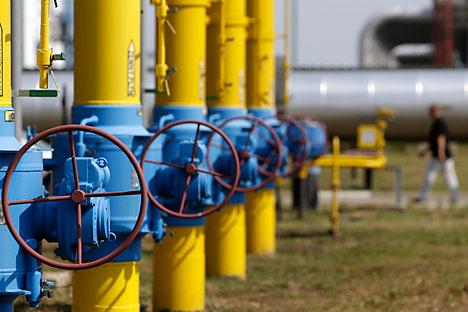 Após o início da crise na Ucânia, a empresa russa começou a reduzir o volume de diesel fornecido Foto: Reuters