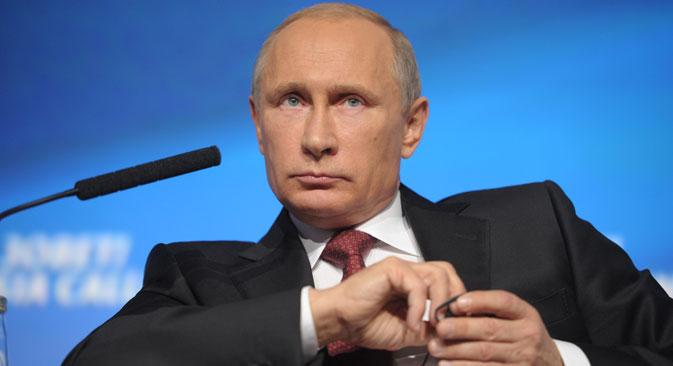 Crédit : Alexeï Droujinine/RIA Novosti
