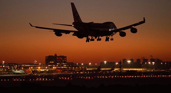 Beinahe-Unfälle sind laut russischer Fluggesellschaft keine Seltenheit. Foto: RIA Novosti