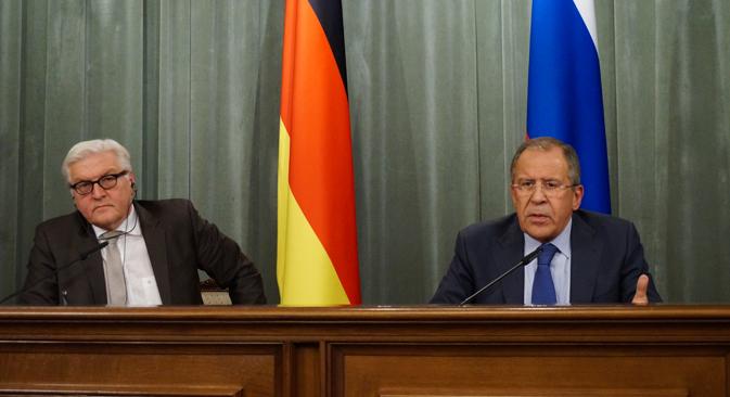 Crédit photo : Edouard Pessov/ministère russe des Affaires étrangères