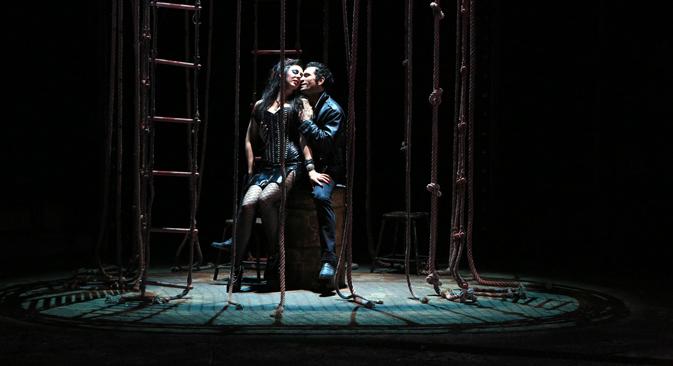 Crédit : Oleg Tchernous/Théâtre du Bolchoï