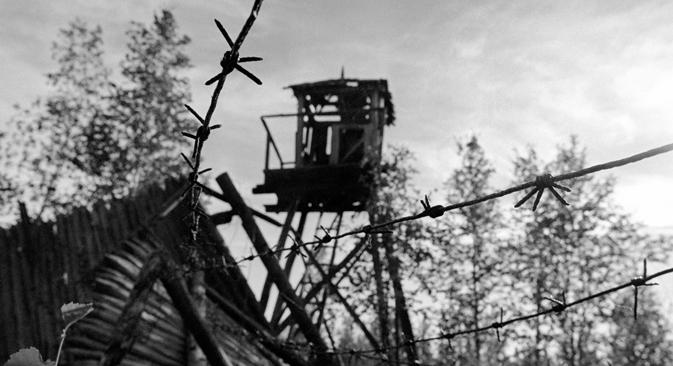 Einige politische Gefangene schafften in ihrer Gulag-Zeit große Werke. Foto: TASS