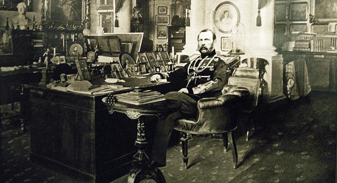 Alexandre II. Crédit : RIA Novosti