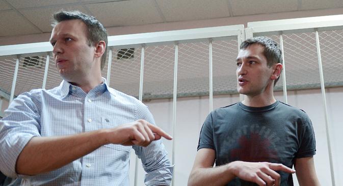Die Nawalny-Anwälte legen im Fall Yves Rocher Berufung ein. Foto: Grigori Sysojew/RIA Novosti
