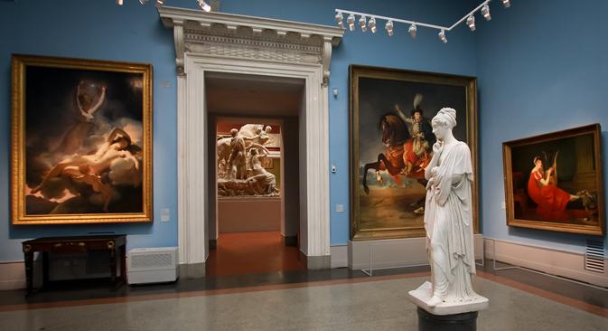 Musée des beaux-arts Pouchkine. Crédit : Flickr/Vladimir V. Burov