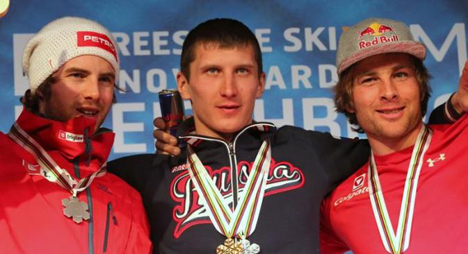 Source : service de presse de la Fédération russe de snowboard