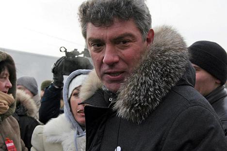 Nemtsov foi morto a tiros em ponte próxima ao Kremlin Foto: Dária Sokolova