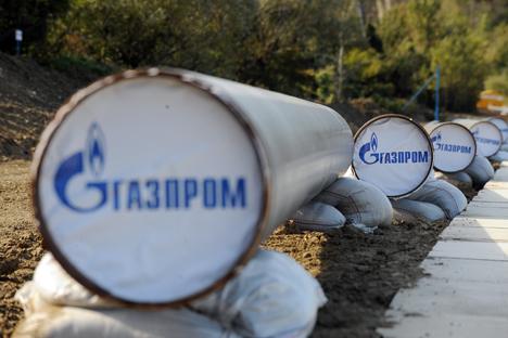 O gás fornecido à região de Donbass já se tornou motivo para o novo conflito Foto: Aleksêi Filipov/TASS