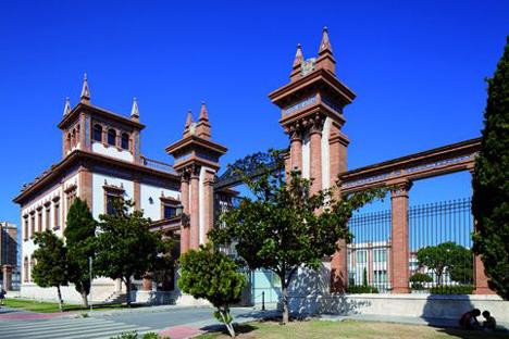 Filiale du musée Russe à Malaga. Crédit : service de presse