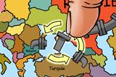 gazoduc en Turquie