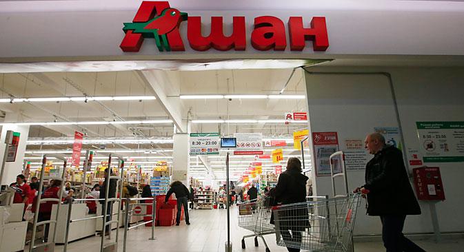 Selon les vendeurs, le magasin a été ravitaillé pour la dernière fois avant les fêtes de fin d'année. Crédit : Reuters