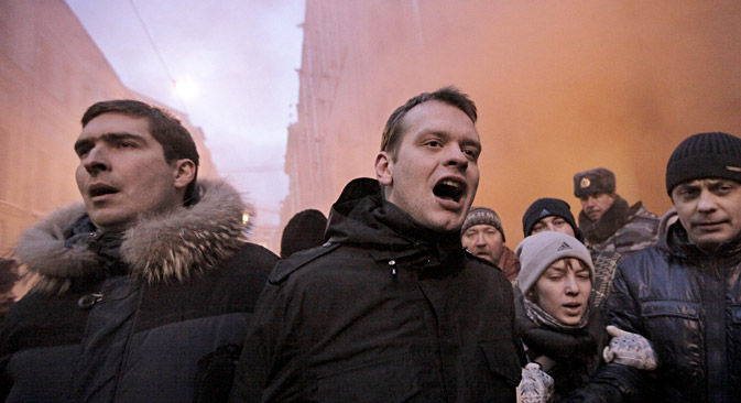 Eine Studie prognostiziert innenpolitische Turbulenzen in Russland. Foto: Andrej Stenin/RIA Novosti