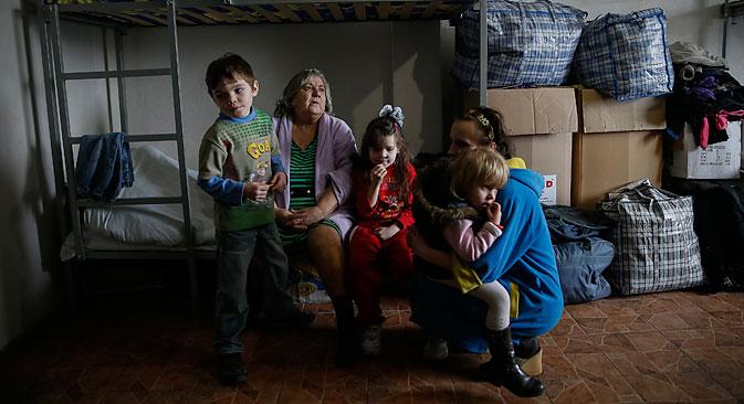 Selon certains avis, le problème numéro un des réfugiés ukrainiens est le manque d'emplois. Crédit : Reuters