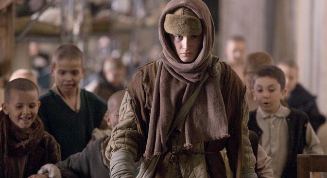 Une scène du film « Enfant 44 ». Source : kinopoisk.ru