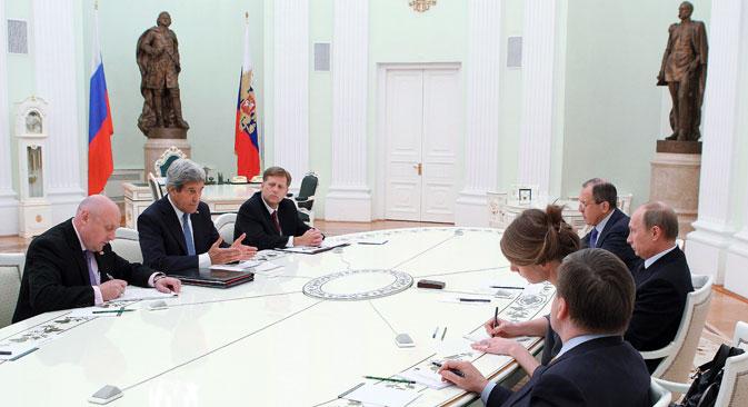 Crédit : Mikhaïl Klimentiev / RIA Novosti