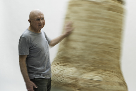 Léonid Sokov et son Roly-Poly Crédit : service de presse