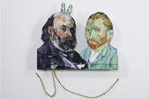 Van Gogh et Cézanne