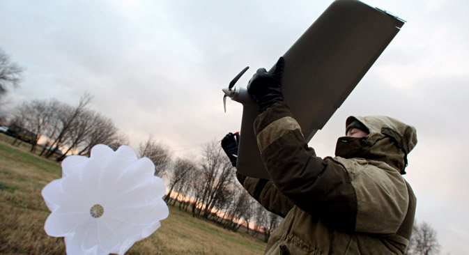 Crédit : Igor Zarembo/RIA Novosti