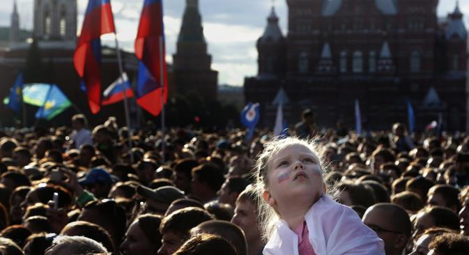 Crédit : EPA / Vostok-photo