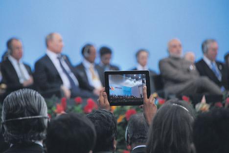 Sommet annuel des BRICS