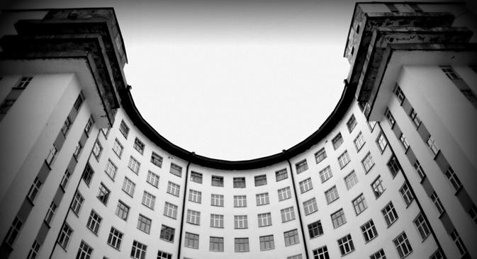 Hôtel « Iset ».