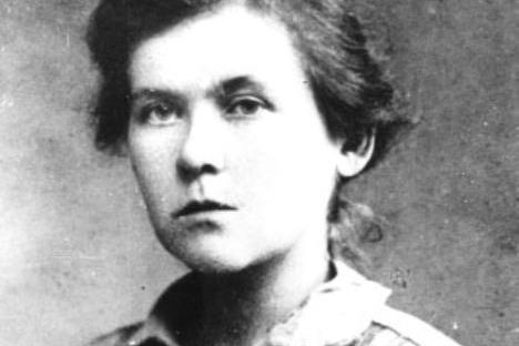 Ioulia Reitlinger.
