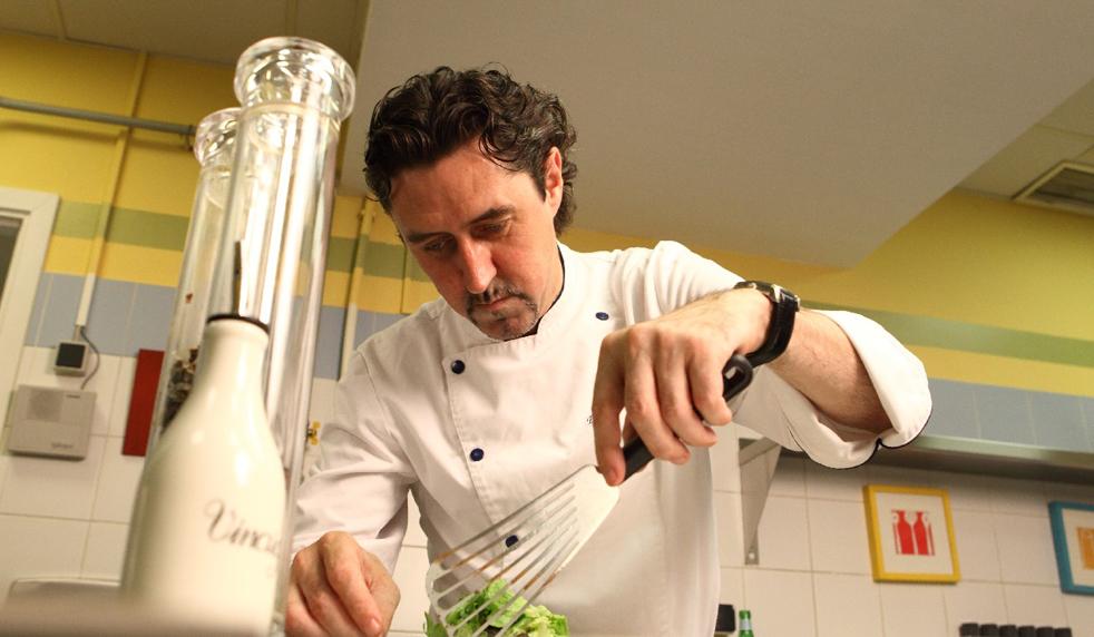 Éric Le Provos, chef cuisinier français.