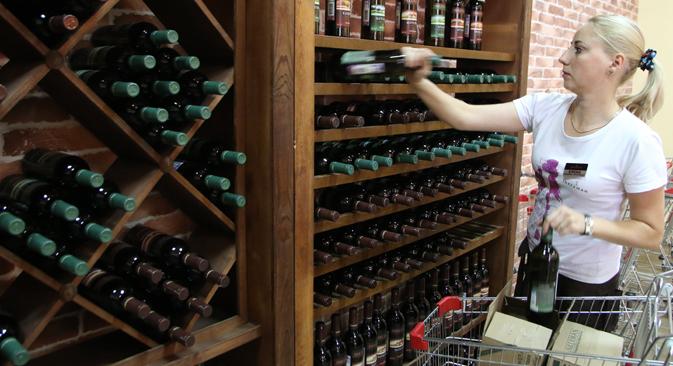 Nei prossimi anni la Russia vuole portare a 400mila gli ettari di terreno destinati alla viticoltura