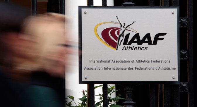 Atletas não corresponderam a critérios estabelecidos pela Iaaf, justifica órgão