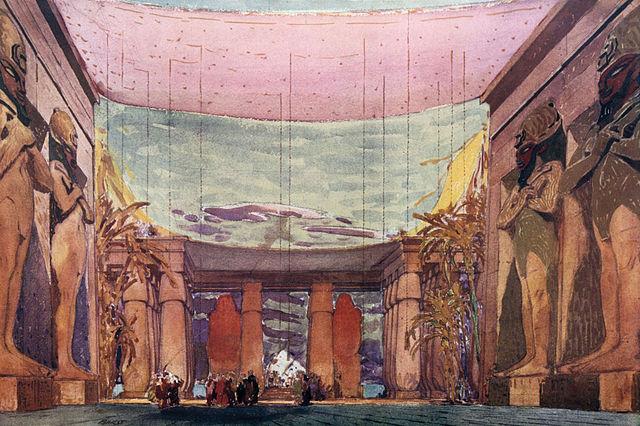 Cléopâtre. Source lbre