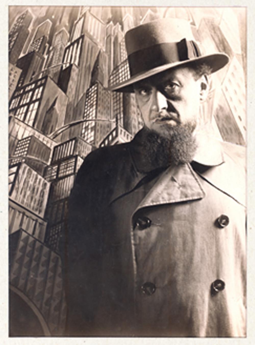 Alexandre Arnstam. DR