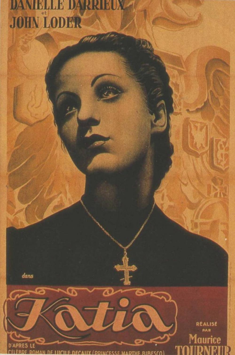 Affiche du film Katia