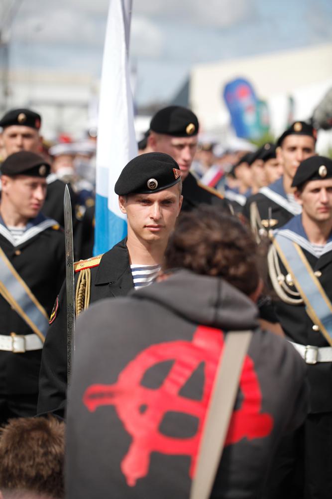 Journée de la Russie.