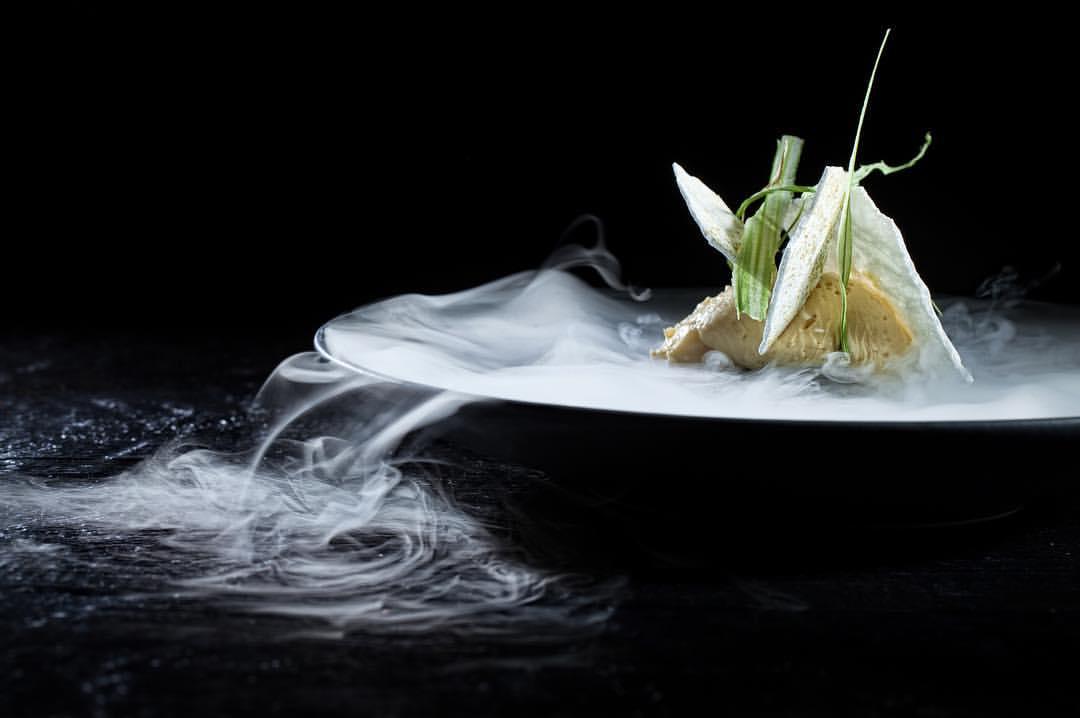 Le menu gastronomique proposé par Vlad Korpoussov prend pour base la cuisine scandinave. Crédit : service de presse.