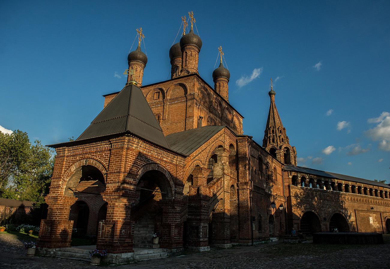 Crédit : Evgeunia Novojenina / RIA Novosti