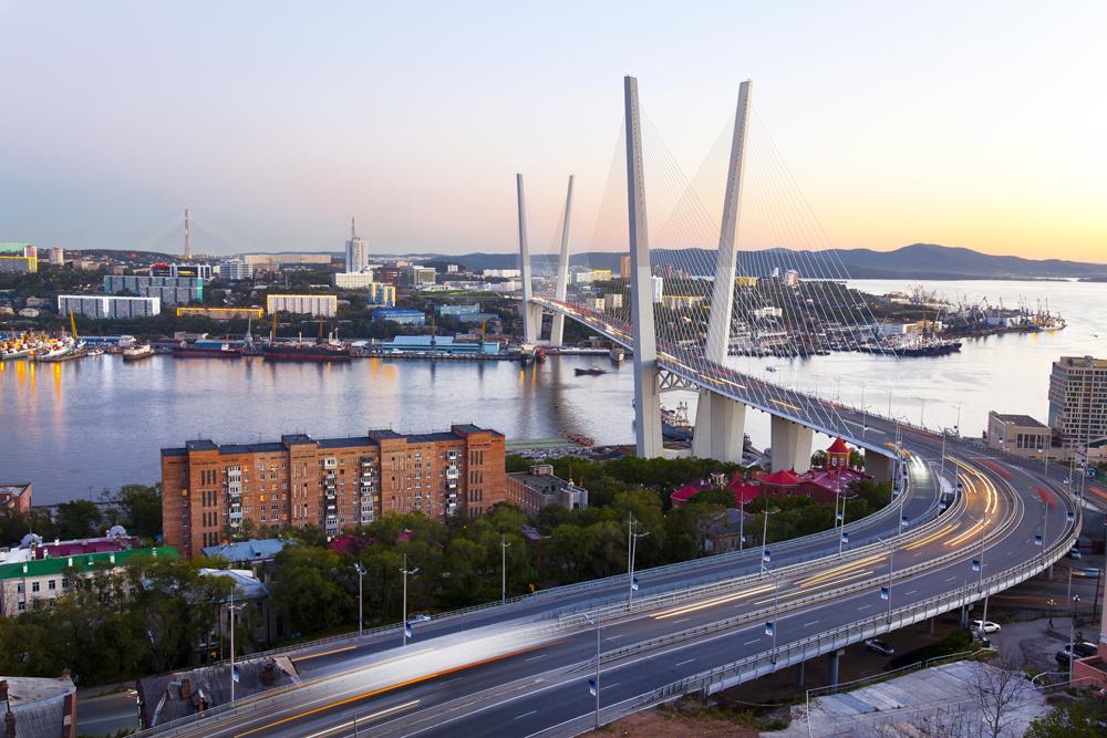 La città di Vladivostok dove venerdì 2 e sabato 3 settembre si svolgerà il Forum economico orientale.