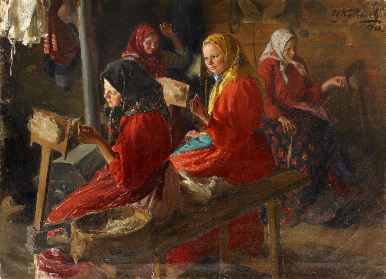 Fileuses, Koulikov.n