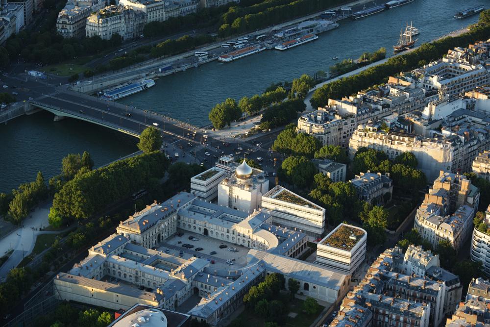 Le Centre culturel et spirituel orthodoxe sera inauguré le mois prochain.