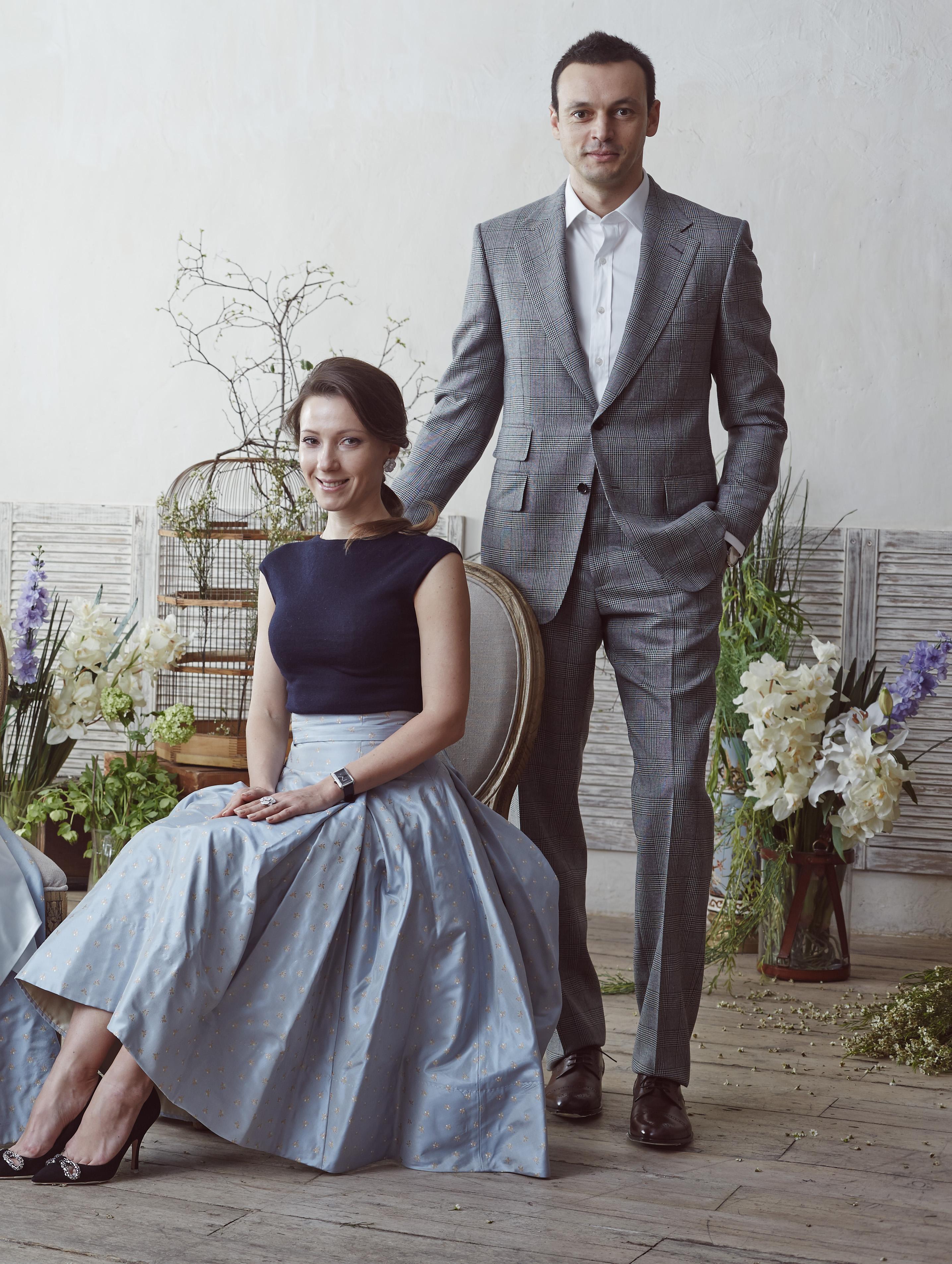 Evgeny Demin and Elena Demina / Source: Press photo
