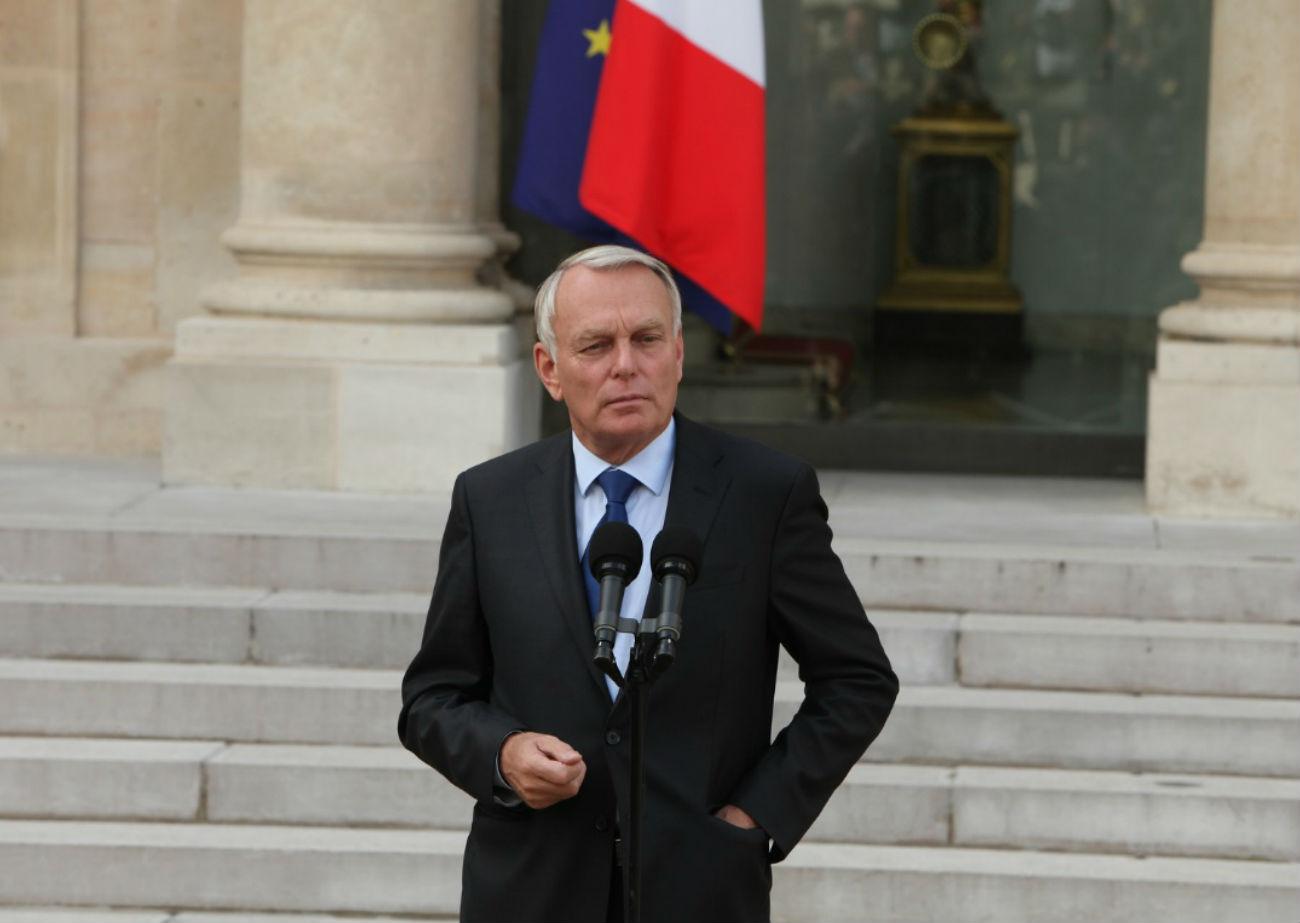 Jean-Marc Ayrault.