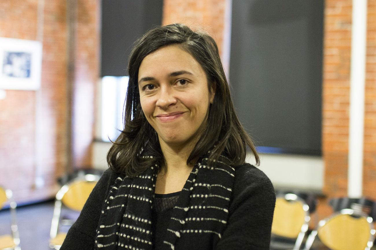 Mélanie Bouteloup, directrice et cofondatrice du centre d'art contemporain Bétonsalon, à Paris. Crédit : Fondation caritative Vladimir Potanine