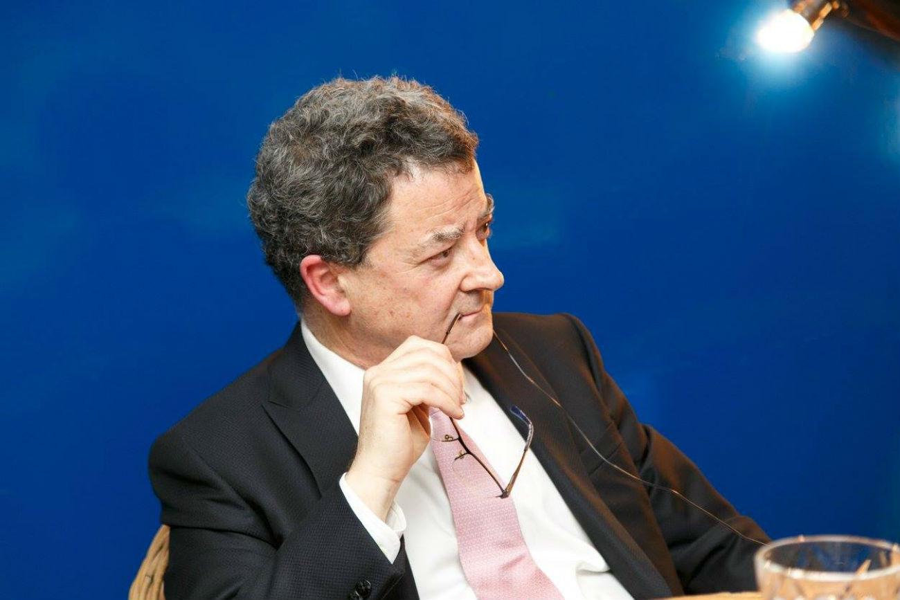 Yves Rossier, ambassadeur de Suisse à Moscou.n