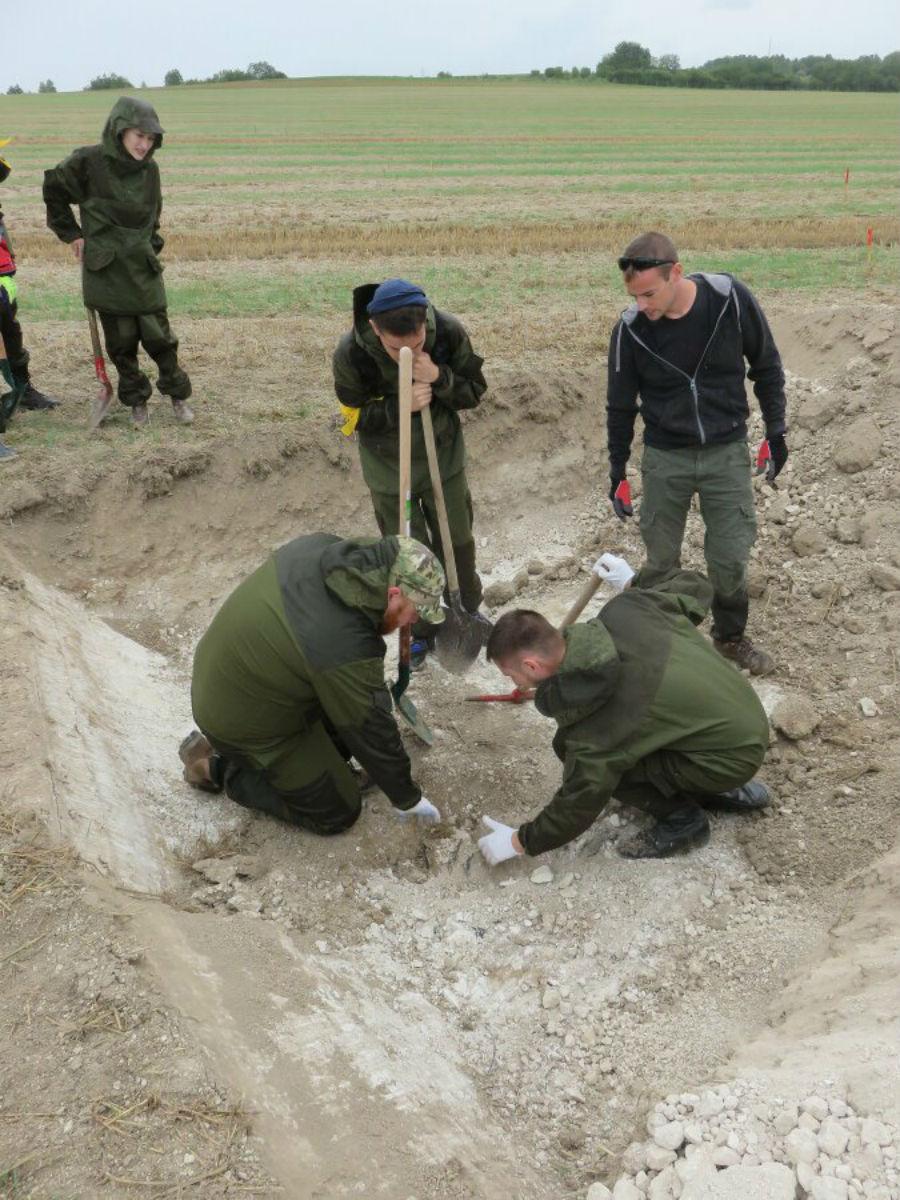 Crédit: Société militaro-historique russe